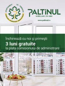 Oferta Inchiriere - Paltinul