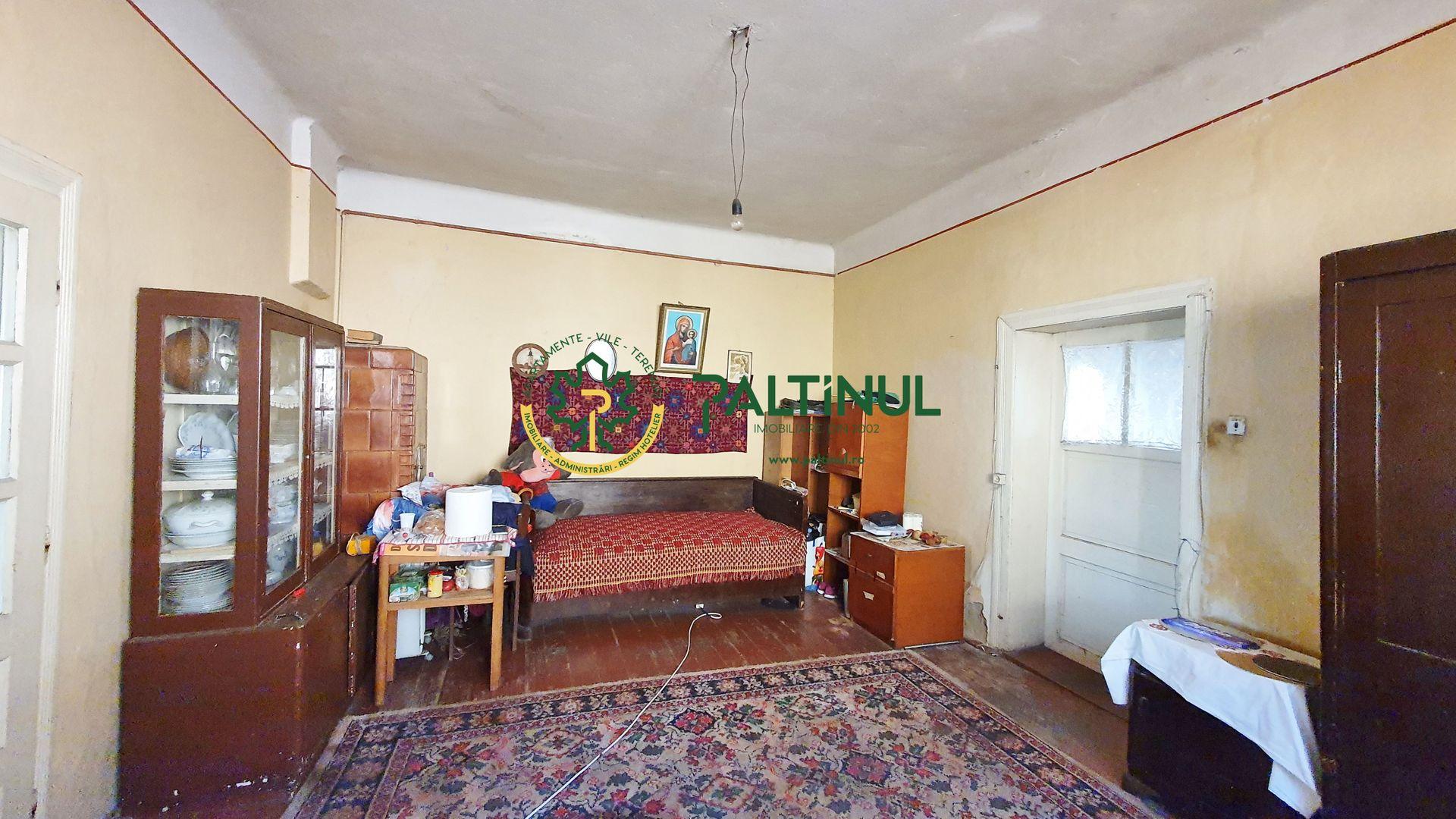 Apartament la casa, zona Terezian