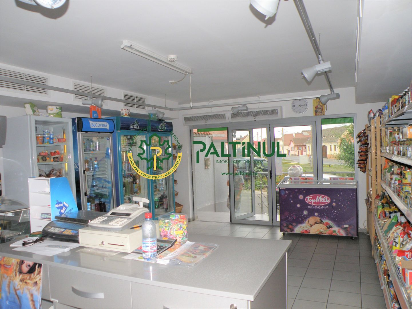 58sq.m Commercial Space, Turnisor area