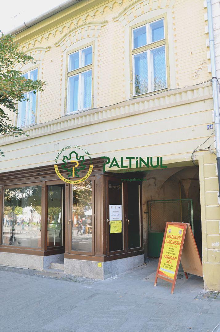 Apartament la casa et. 1 pe Balcescu