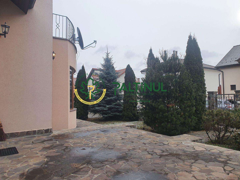 Vila Moderna in Selimbar zona Dracula