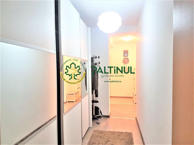 Apartament cu 2 camere Ciresica la parter
