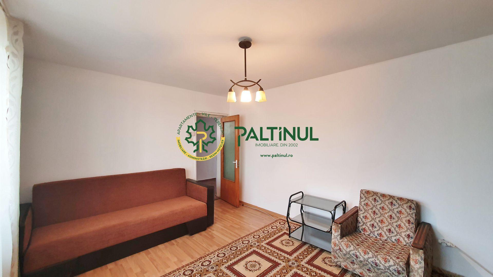 Apartament doua camere, zona Cedonia