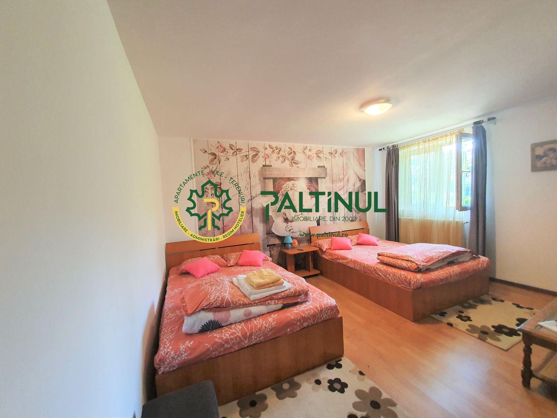 Pensiune functionala si casa locuibila, 729 mp, teren, Tocile
