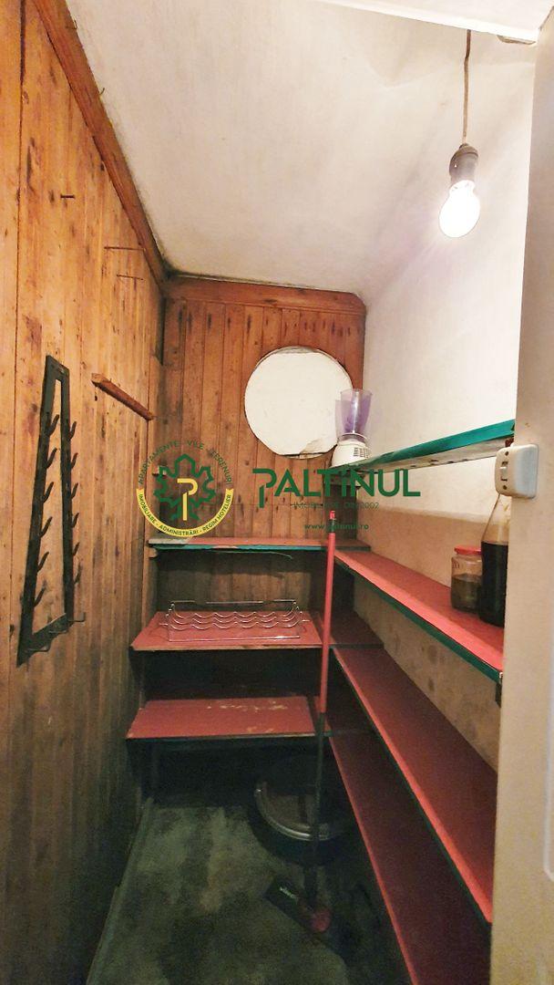 Etajul casei si pod, zona Strand – Transilvaniei