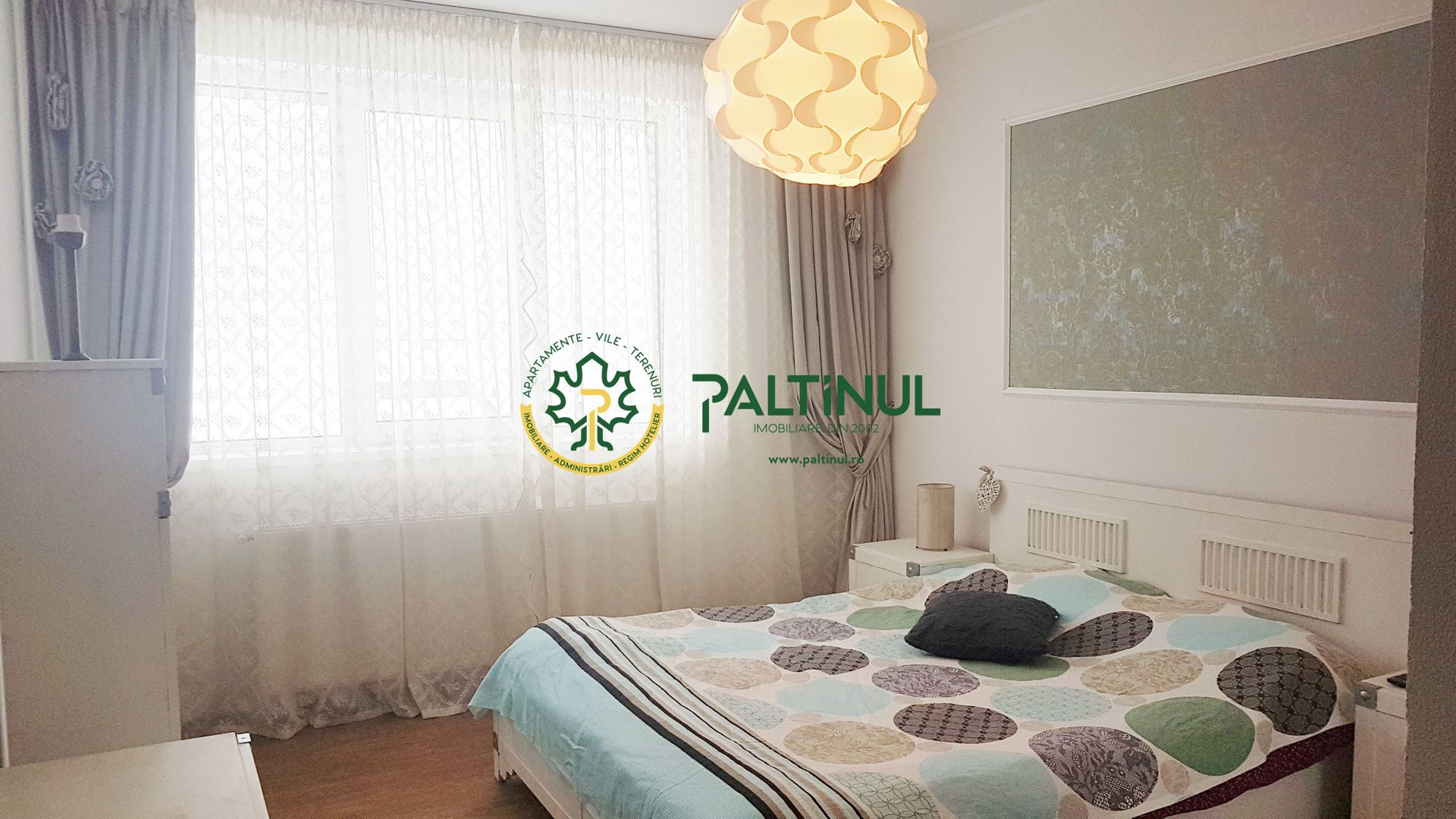 Apartament 3 camere  si 2 balcoane Selimbar