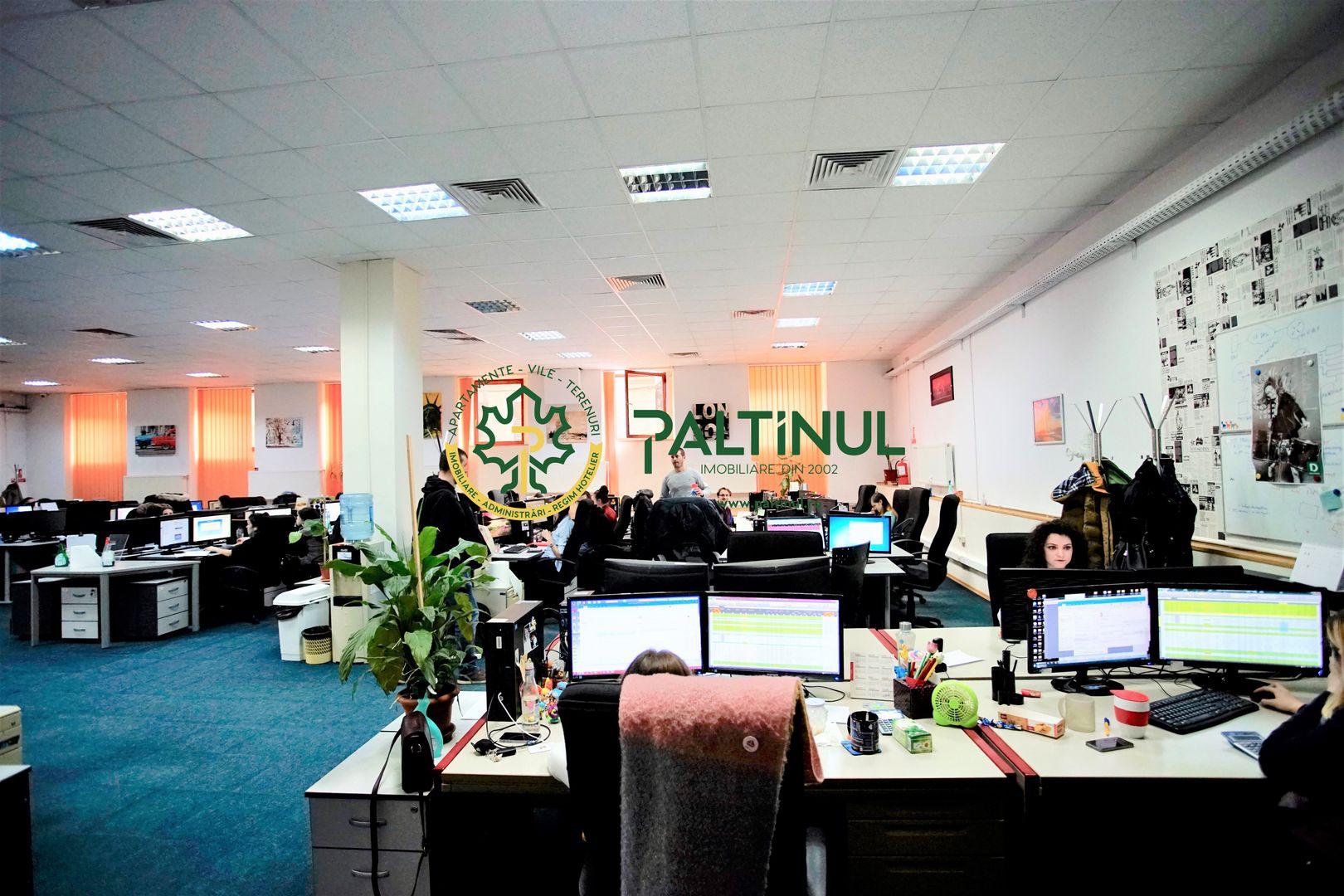 Spatiu de birouri 500 mp, cu parcare, în zona Ultracentrala