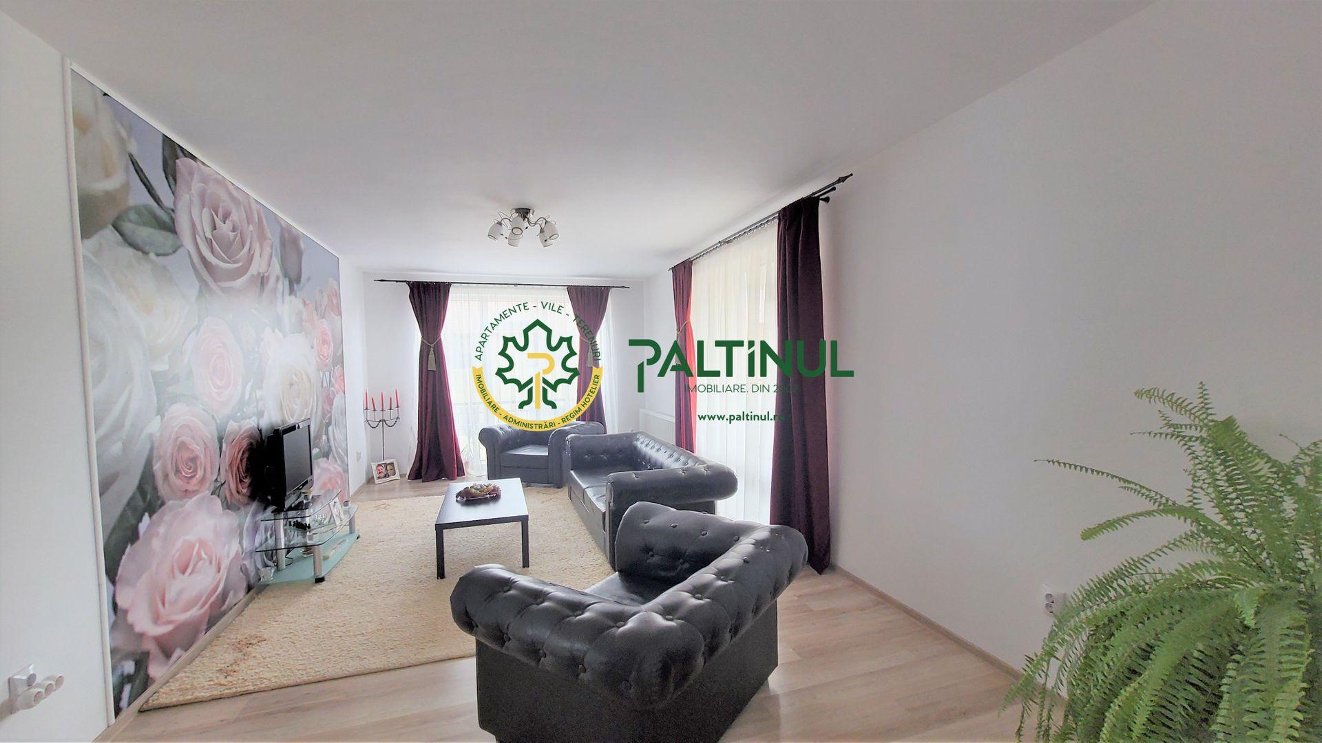 Apartament 3 camere cu terasa si loc de parcare Cartier Arhitectilor