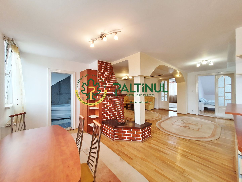 Apartament la vila, zona Calea Dumbravii – Vasile Milea