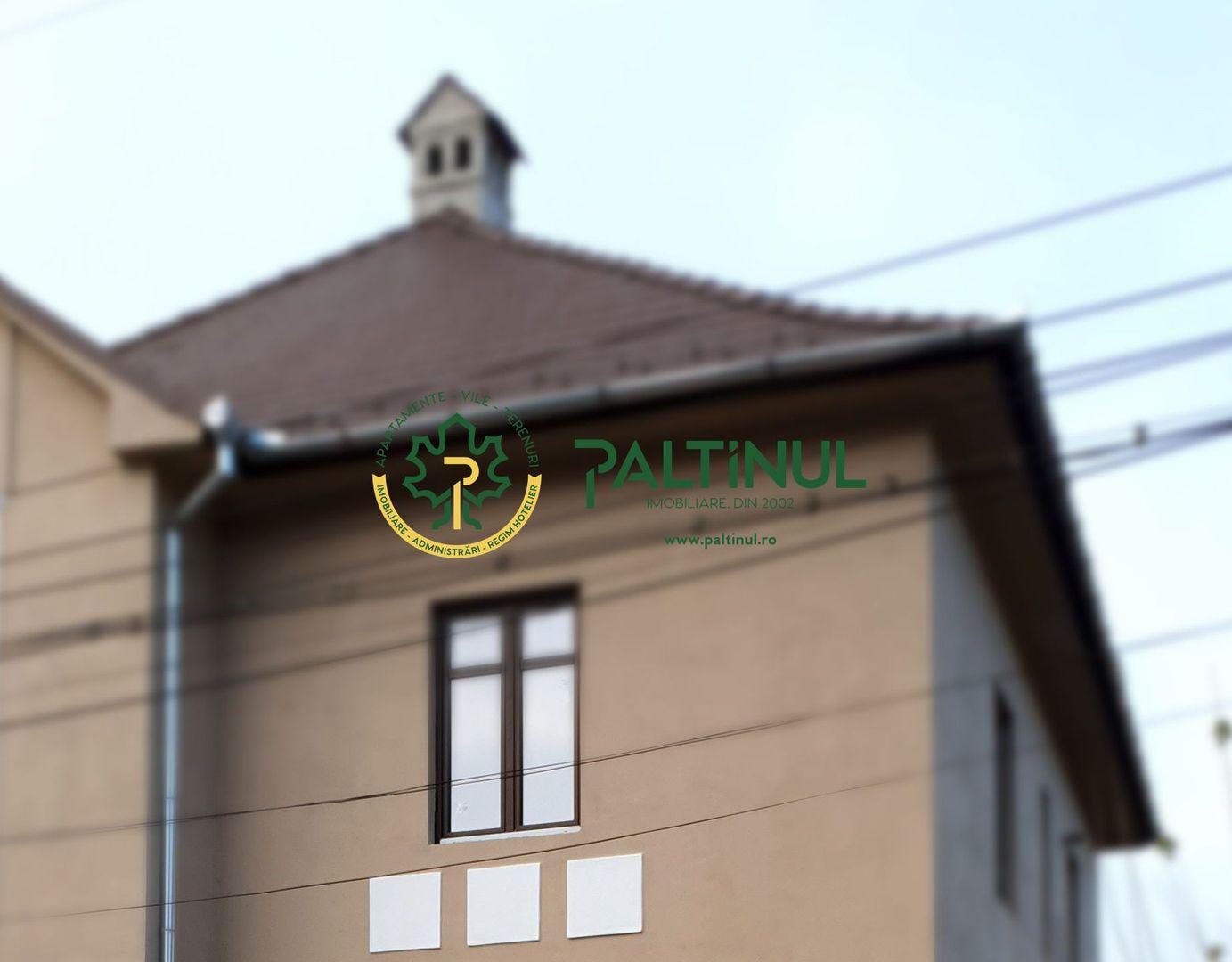 Etajul casei la cateva minute de centrul Sibiului