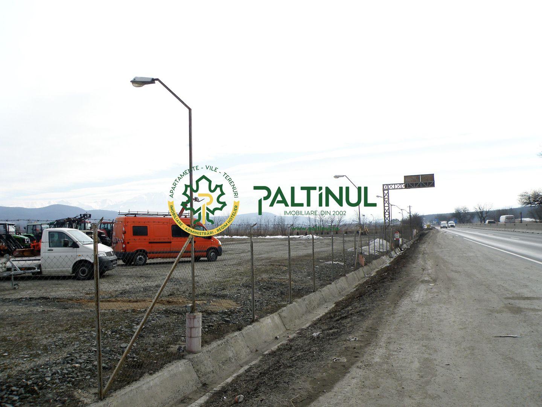 Land 10,900sqm Sibiu / DN 1