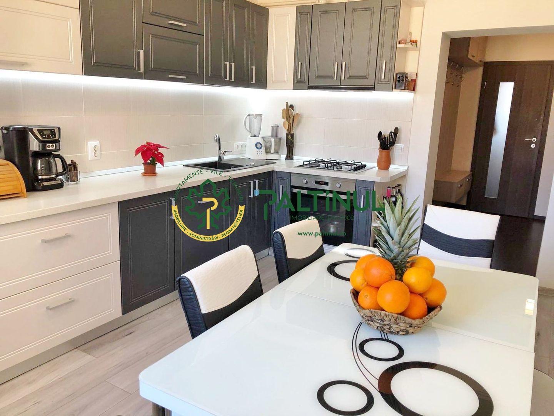 Apartament la casa, zona Piata Cibin