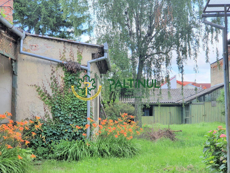 Imobil cu 3 apartamente  si teren 720 mp Piata Cluj