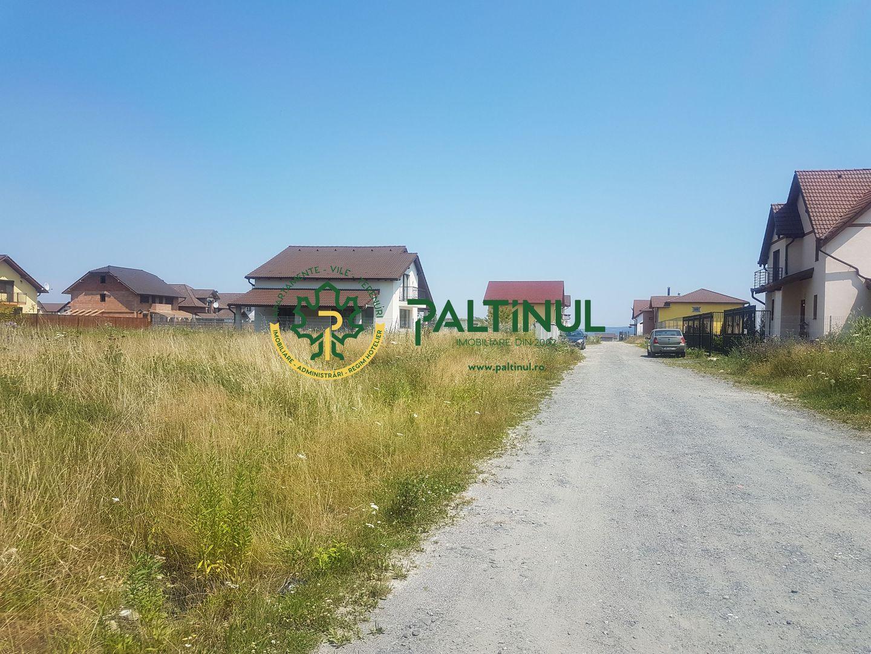 Land 500sqm Sibiu / Calea Cisnadiei