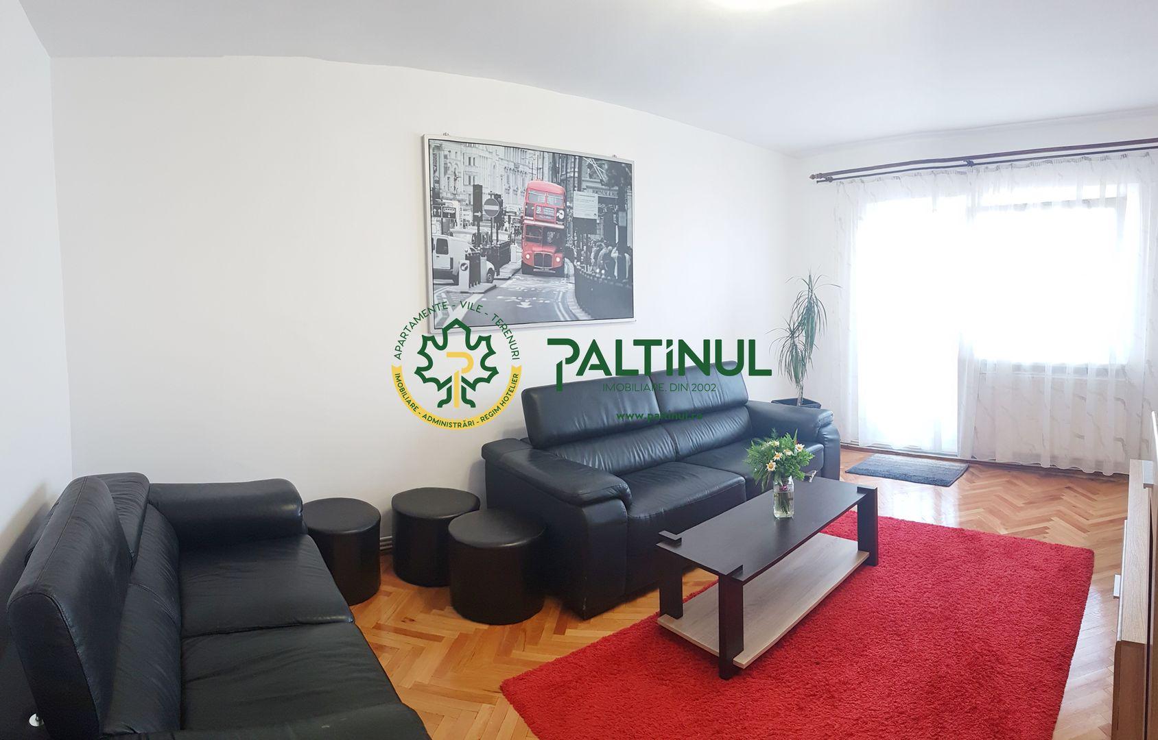 Apartament 3 camere, zona Calea Dumbravii